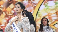 """Hành trình """"lột xác"""" của cô gái Ê đê chinh phục vương miện Hoa hậu Hoàn vũ Việt Nam 2017"""