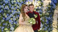 Dàn sao dự tiệc cưới ca sĩ Lâm Khánh Chi tại TP HCM