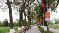 Nam Đàn đón nhận huyện Nông thôn mới trong dịp kỷ niệm sinh nhật Bác Hồ