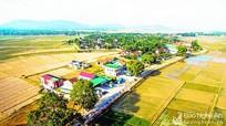 Thủ tướng có Quyết định công nhận Nam Đàn đạt chuẩn nông thôn mới