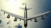 Trung Quốc tức giận vì B-52 Mỹ bay gần Trường Sa