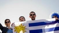 Sinh viên Uruguay được nghỉ học để xem World Cup