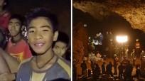 Rời hang tối, các cầu thủ nhí Thái Lan giảm 2kg