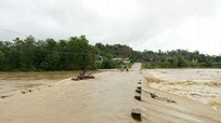 Công điện đối phó với áp thấp nhiệt đới có khả năng mạnh lên thành bão