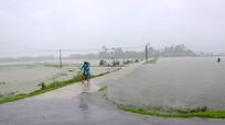 Thời tiết 30/9: Mưa lớn diện rộng ở Trung bộ