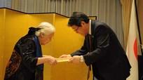 Bộ ngoại giao Nhật truy tặng bằng khen giáo sư Phan Huy Lê