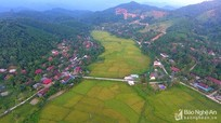 Bí thư Tỉnh ủy: Tập trung nguồn lực đầu tư cơ sở hạ tầng cho miền Tây Nghệ An
