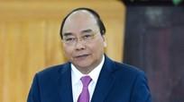 Thủ tướng Nguyễn Xuân Phúc: Quán triệt các cấp, các ngành không chúc Tết cấp trên