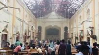 Đánh bom 6 nhà thờ, khách sạn ở Sri Lanka làm hàng trăm người thiệt mạng