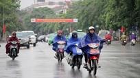 Thời tiết ngày 31/7: Nghệ An có mưa rào và dông, trong cơn dông có khả năng xảy ra lốc, sét