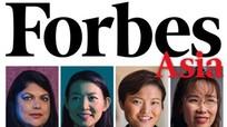 CEO Vietjet xuất hiện nổi bật trong danh sách nữ doanh nhân quyền lực nhất châu Á 2019 của Forbes  