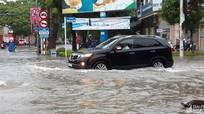 Hôm nay (16/10) Nghệ An tiếp tục mưa lớn, cảnh báo ngập lụt tại 4 địa phương