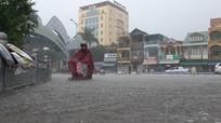 Ngày 18, 19/10 mưa to sẽ còn tiếp tục tại Nghệ An
