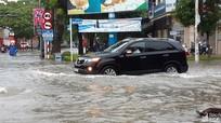 Cảnh báo mưa lớn trên diện rộng, ngập úng cục bộ 4 địa phương ở Nghệ An