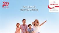 Prudential Việt Nam triển khai chương trình khuyến mại 'Hành động cho yêu thương'