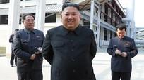 Trump vui khi Kim Jong-un tái xuất