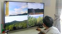 Nghệ An lần đầu tiên áp dụng hệ thống camera giám sát cháy rừng