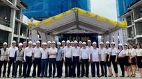 Tập đoàn TECCO cất nóc tòa tháp cao nhất Thái Nguyên