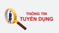 Trung tâm Đăng kiểm xe cơ giới Nghệ An thông báo xét tuyển viên chức