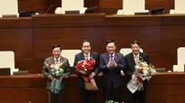 Quốc hội khóa XIV có 3 Phó Chủ tịch mới