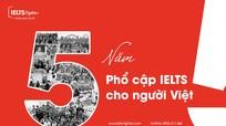 IELTS Fighter -  Hành trình 5 năm phổ cập IELTS cho người Việt