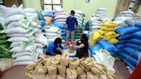 Nghệ An: Gần 22.800 người gặp khó khăn do dịch bệnh được hỗ trợ gạo