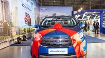 Ford EcoSport mới ra mắt tại Việt Nam, chưa có giá bán