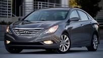 Hyundai triệu hồi gần 155 nghìn xe Sonata do lỗi túi khí