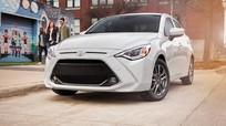 Toyota trình làng mẫu sedan Yaris 2019 mới