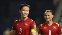 4 cầu thủ xứ Nghệ có mặt trong danh sách 25 tuyển thủ Việt Nam đi Saudi Arabia