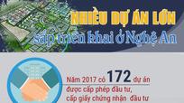 Năm 2018: Nhiều dự án lớn sắp triển khai ở Nghệ An