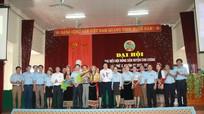Hội Nông dân huyện Con Cuông tổ chức đại hội khóa X