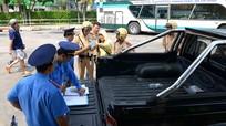 Thanh tra giao thông nhận tiền của người vi phạm sẽ bị buộc thôi việc