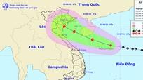 Áp thấp nhiệt đới khả năng thành bão, hướng vào Bắc Bộ và Bắc Trung Bộ
