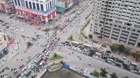 Nan giải bãi đỗ xe tại các khu chung cư ở thành phố Vinh