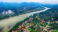 Con Cuông chuẩn bị khởi công xây dựng cầu bắc qua sông Lam