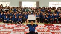 """Hội thi """"khám phá tri thức"""" các trường THPT Diễn Châu"""