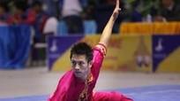 Hơn 100 võ sỹ dự giải Wushu-Taolu toàn quốc 2011