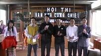 Ngày Hội cồng chiêng dân tộc Thái ở Mường Choọng