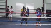12 VĐV Nghệ An tham dự Giải vô địch Wushu toàn quốc