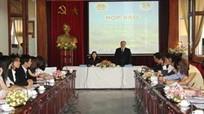 Tuyển 600 tri thức trẻ làm Phó Chủ tịch UBND xã