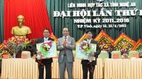 Đại hội Liên minh HTX Nghệ An lần thứ IV (nhiệm kỳ 2011- 2016)