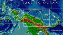 Động đất mạnh ngoài khơi Papua New Guinea, có cảnh báo sóng thần