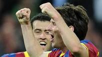 Siêu Cúp TBN lượt đi: Bernabeu căng thẳng vì Messi trở lại