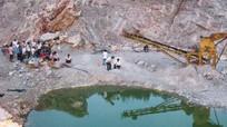 Quỳnh Xuân: Trẻ bị chết đuối ở khu vực khai thác đá Lèn Chùa
