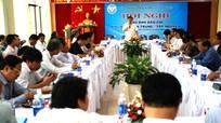 Giao ban báo chí miền Trung- Tây Nguyên 9 tháng đầu năm 2011