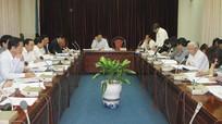 Quốc hội thảo luận tại tổ về Dự án Luật Bảo hiểm tiền gửi và Dự án Luật Tài nguyên nước