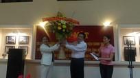 Đoàn Đại biểu Quốc hội tỉnh Nghệ An gặp mặt giáo viên, học viên Học viện Chính trị Quốc gia Hồ Chí Minh