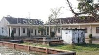 Tránh lãng phí khu nội trú cho giáo viên ở xã Hưng Trung