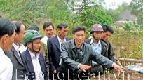 """Sức sống nghị quyết """"chuyển đổi cơ cấu cây trồng..."""" ở Hùng Sơn"""